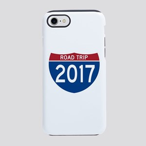 Road Trip 2017 iPhone 7 Tough Case