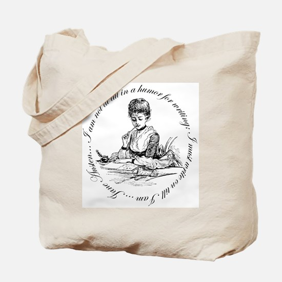 Writing Pen Ink Tote Bag