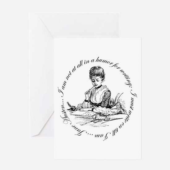 Writing Pen Ink Greeting Cards
