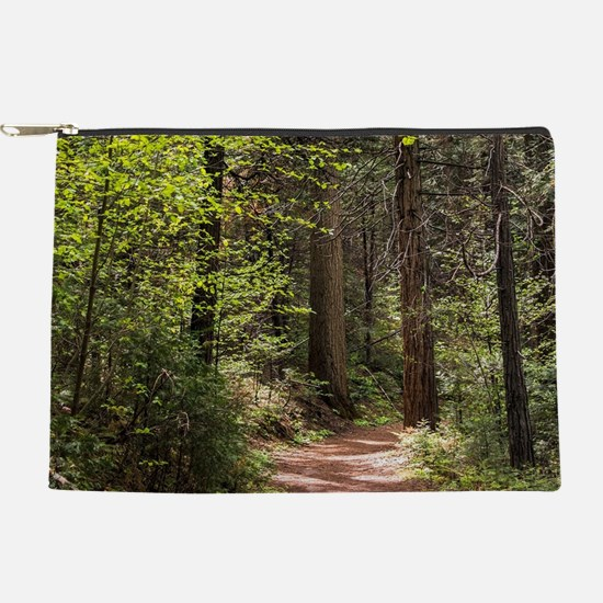 Forest Trail Makeup Pouch