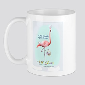 Easter Flamingo Mug