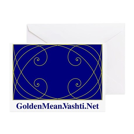 Greeting Cards (Pk of 10) - Plain Interior