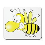 The Original Cute Bee Mousepad