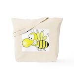 The Original Cute Bee  Tote Bag