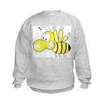 The Original Cute Bee Kids Sweatshirt
