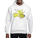 The Original Cute Bee Hooded Sweatshirt