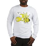 The Original Cute Bee Long Sleeve T-Shirt