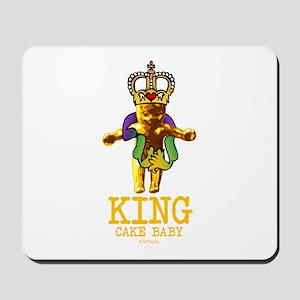 King Cake Baby Mousepad