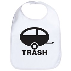 Trailor Trash Bib
