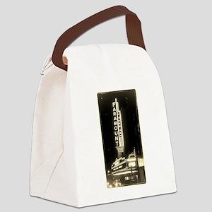 Paraomoutn Theatre Canvas Lunch Bag
