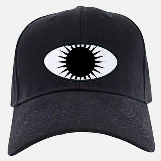 Solar Eclipse Baseball Hat