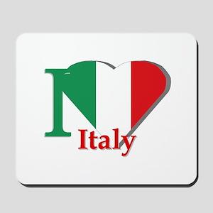 I love Italy Mousepad