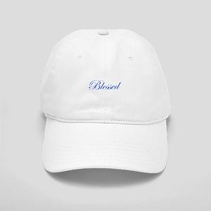Blue Blessed Cap