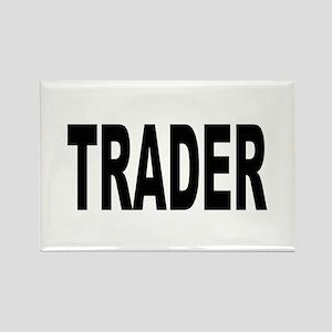 Trader Rectangle Magnet