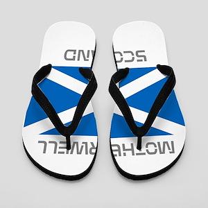 Motherwell Scotland Flip Flops
