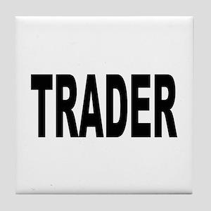 Trader Tile Coaster