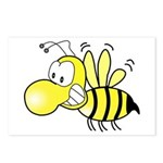 The Original Cute Stinger Bee Postcards (Package
