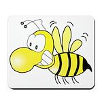 The Original Cute Stinger Bee Mousepad