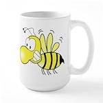 The Original Cute Stinger Bee Large Mug