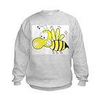 The Original Cute Stinger Bee Kids Sweatshirt