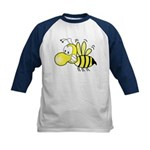 The Original Cute Stinger Bee Kids Baseball Jerse
