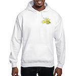 The Original Cute Stinger Bee Hooded Sweatshirt