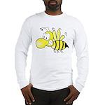 The Original Cute Stinger Bee Long Sleeve T-Shirt