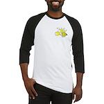 The Original Cute Stinger Bee Baseball Jersey
