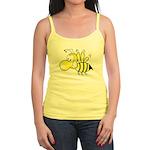The Original Cute Stinger Bee Jr. Spaghetti Tank