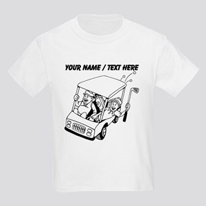 Custom Golf Cart T-Shirt