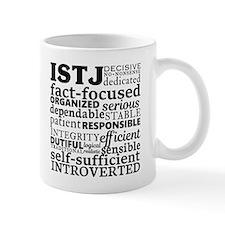 ISTJ Inspector Myers-Briggs Personality Mugs