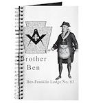 Ben Franklin Lodge No. 83 Journal