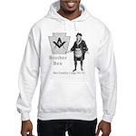 Ben Franklin Lodge No. 83 Hooded Sweatshirt