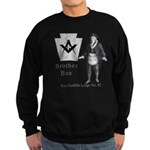 Ben Franklin Lodge No. 83 Sweatshirt (dark)