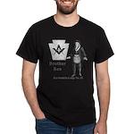 Ben Franklin Lodge No. 83 Dark T-Shirt