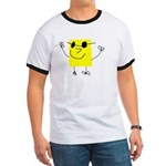 """""""Cheese Famous"""" Ringer Tee"""