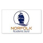 Norfolk Academic Guild Sticker