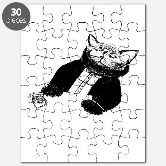 Cat dos x Puzzle