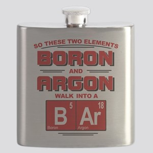 Boron & Argon Walk Into A BAr Flask