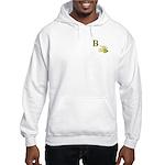B is for Bee Hooded Sweatshirt