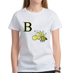 B is for Bee Women's T-Shirt