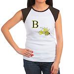 B is for Bee Women's Cap Sleeve T-Shirt