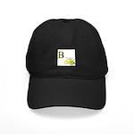 B is for Bee Black Cap