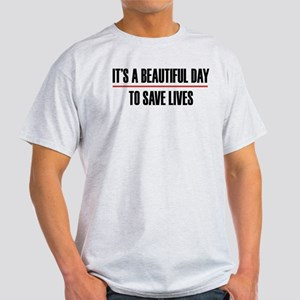 Grey's Anatomy It's A Beautiful Day Light T-Shirt