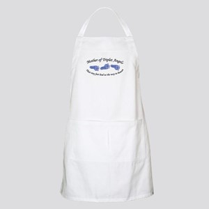 Mother of Triplet Angels BBB BBQ Apron
