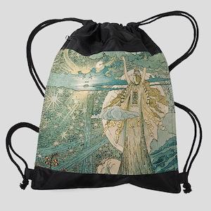 Enchantment Drawstring Bag