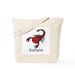 Scorpio (Tote Bag)