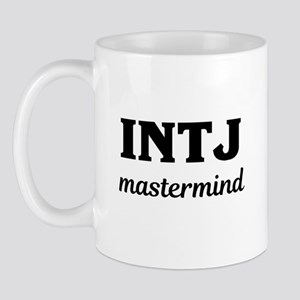 Intj Mastermind Myers-Briggs Personality Mugs
