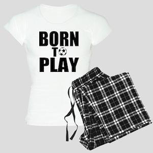 Born to Play Women's Light Pajamas