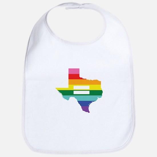 Texas equality Bib